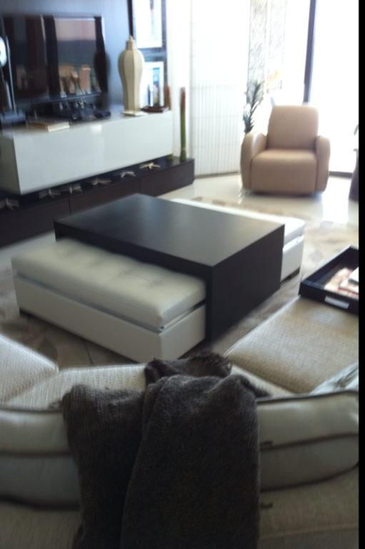 Beautiful Now, With Our Unique Rolling System Combined With A Table And Ottoman,  There Is No Need To Pick Up And Move A Saddle Table.
